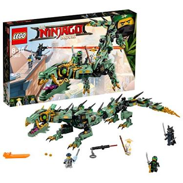 LEGO Ninjago - 70612 - Dragão do Ninja Verde