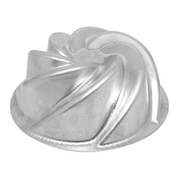 Imagem de Forma Bolo Vulcão Alumínio 21x9 cm Bolo Espiral