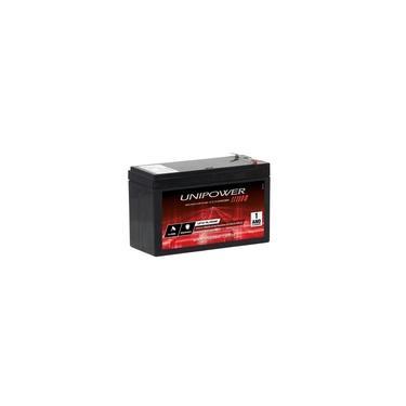 Bateria Alarme Unipower Selada 12V 4A UP12