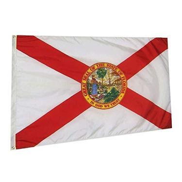 Bandeira da Flórida 150x90cm