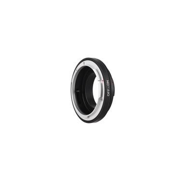 Imagem de Fd-nx Montagem de Lente Anel Adaptador para Canon fd montagem da lente para Fit para Samsung nx Series Câmara Focagem Corpo Infinito