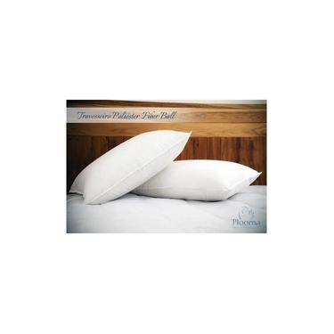 Imagem de Travesseiro 100% Poliéster Fiber Ball 50X70 TR.O0.0010 Plooma