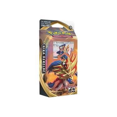 Imagem de Starter Deck Pokémon Zamazenta Rixa Rebelde - Copag