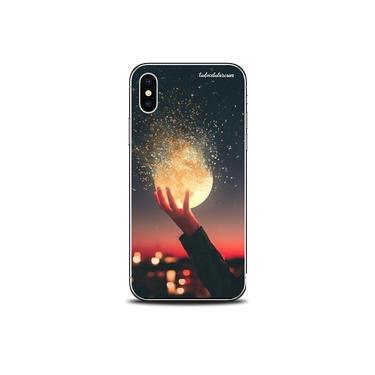 Capa Case Capinha Personalizada Planetas Poeira Estrelar iPhone 6/6S PLUS - Cód. 1300-A005