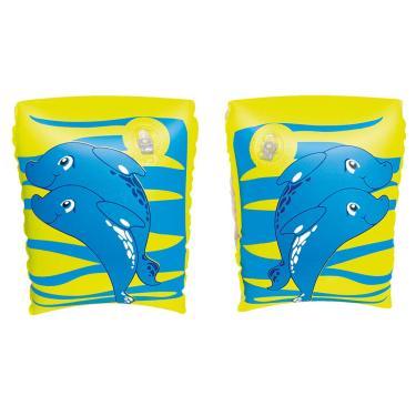 Boia de Braço Golfinhos Bel Fix 23x15cm