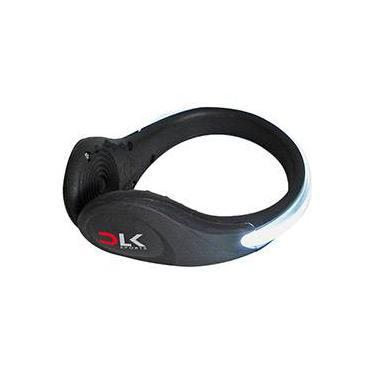 Safelight DLK - Luz de Segurança para Tênis Branca