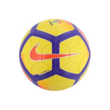 Bola de Futebol de Campo Nike Strike La Liga - AMARELO ROXO Nike 05dd28e995f62