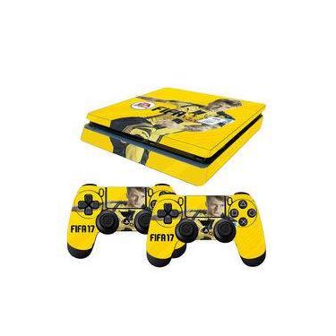 Skin PS4 Slim Fifa 17