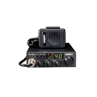 Radio Px Uniden Pro520Xl - 40 Canais