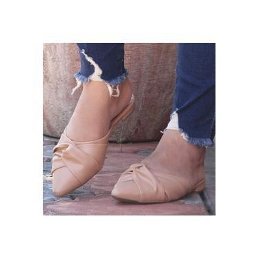 Sapato Mule Sua Cia Antique/Antique/Antique Feminino 8119-12766