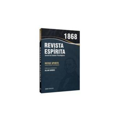 Revista Espírita - Allan Kardec - 9788592793241