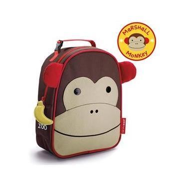 Lancheira Térmica Infantil Macaco Zoo Skip Hop