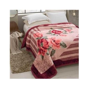 Cobertor Jolitex Pelo Alto Casal Rozen