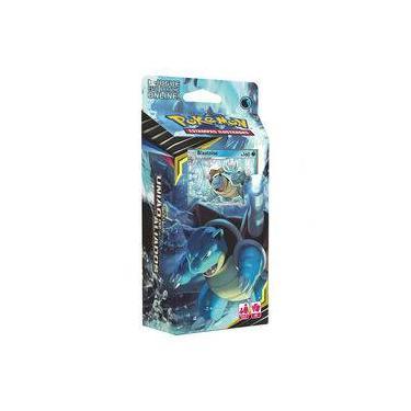 Cartas - Pokemon Sol E Lua 9 Deck - Uniao De Aliados - Blastoise