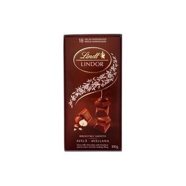 Chocolate Lindt Hazelnut Lindor Single