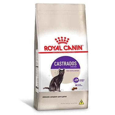 Ração Royal Canin Feline Sterilised para Gatos Adultos Castrados- 1.5 Kg