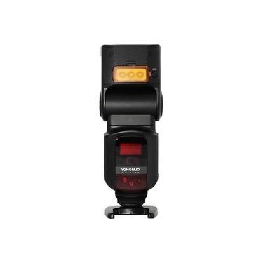 Flash Ttl Para Canon Com Rádio E Led Yn968ex-rt