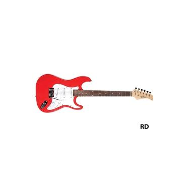Imagem de Guitarra Eletrica 6 Cordas Vermelho Waldman St111 Rd