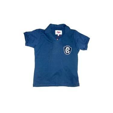 Camisa Liga Retrô Remo 1965 Infantil