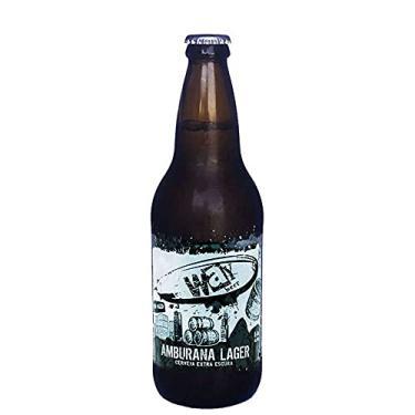 Imagem de Cerveja extra escura Way Beer Amburana Lager 600ml