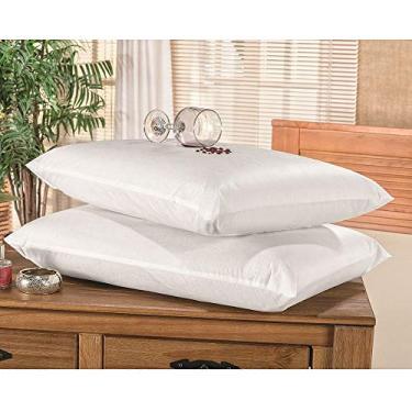 Imagem de Fronha Protetora de Travesseiro Impermeável com Zíper