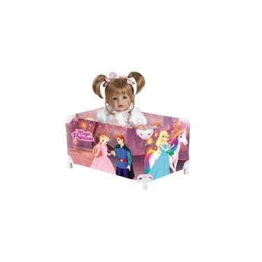 Imagem de Berço Chiqueirinho Magic Princess