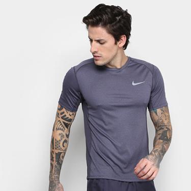 Camiseta Nike Dri-Fit Miler Ss Masculina - Masculino 169092a5bf39a