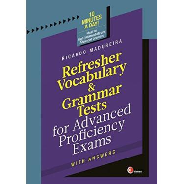 Refresher Vocabulary & Grammar Tests - Capa Comum - 9788578441654