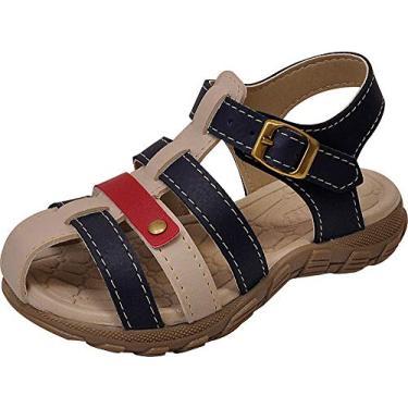 Sandália Papete Infantil Menino Raniel Calçados Ref.061010713 (24)