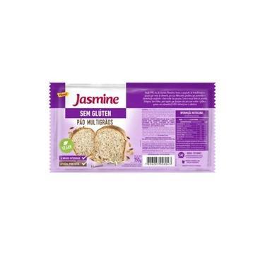 Pão Sem Glúten Multigrãos 350g Jasmine