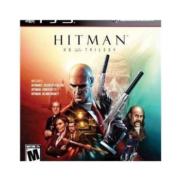 Jogo Novo Lacrado Ps3 Hitman Hd Trilogy Playstation 3