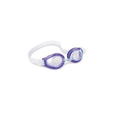 Óculos de Natação Infantil Roxo Intex