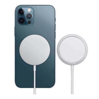 Carregador Sem Fio Magsafe Apple Para Iphone 12