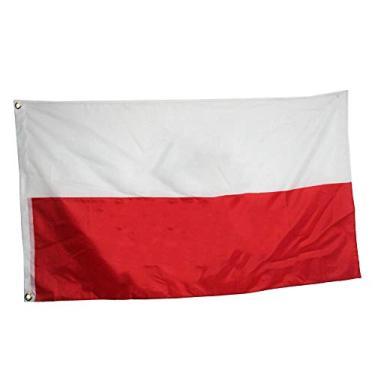 Bandeira da Polônia150x90cm