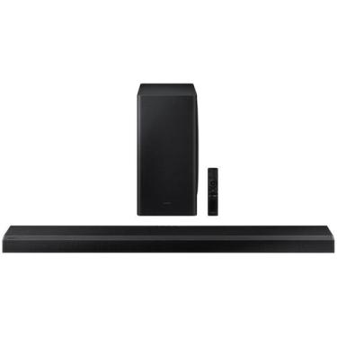 Imagem de Soundbar Samsung Hw-Q800a/Zd Com Subwoofer - Bluetooth 330W 3.1.2 Cana