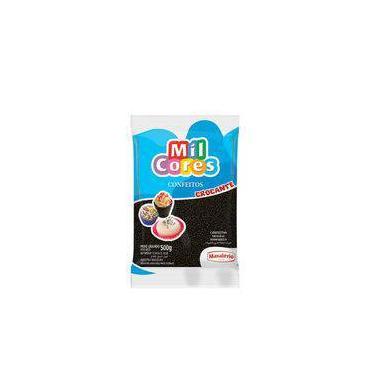 Confeitos De Açúcar Crocantes Miçanga Mil Cores 500g Mavalério