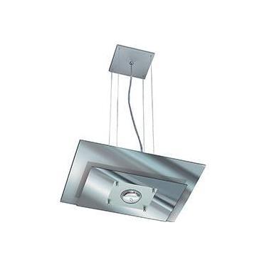 Pendente 31864 Alumínio/Vidro Vidro Espelhado - Pantoja&Carmona