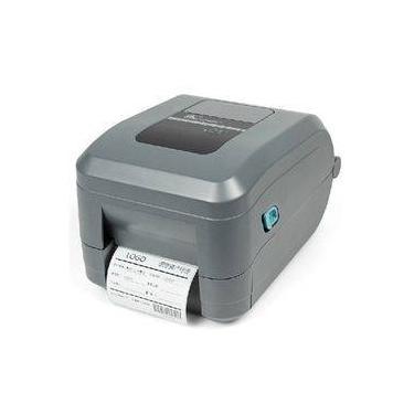 Impressora Termica De Etiquetas Zebra Gt800 Usb, Serial, Ethernet