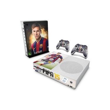 Skin Adesivo para Xbox One Slim - Fifa 15