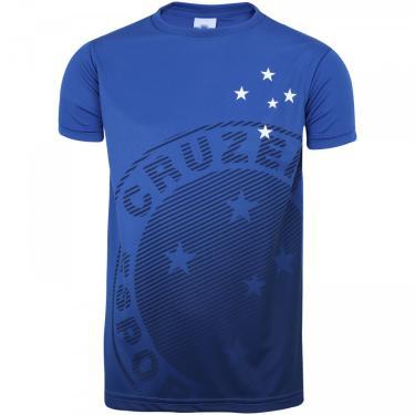 Camiseta do Cruzeiro Shadow - Infantil Xps Sports Masculino