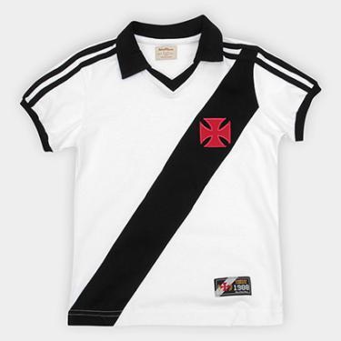 Camisas de Times de Futebol Casuais Vasco da Gama  9cfab41700c3b