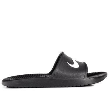 2d301ecf8 Chinelo Nike Kawa Shower Preto e Branco