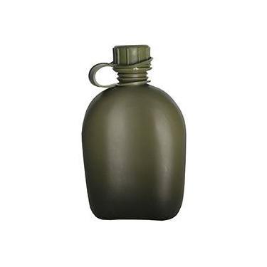 Cantil Plástico Modelo Militar 950ml - Guepardo