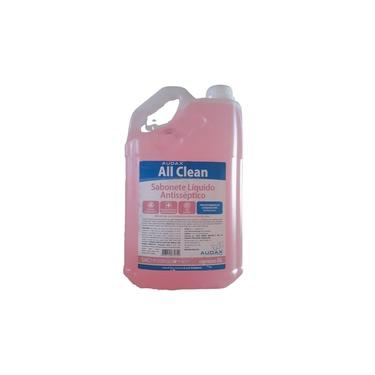 Sabonete Liquido Antisséptico 5 Litros All Clean Audax