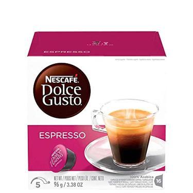 Imagem de Nescafé Dolce Gusto Café ESPRESSO Caixa Com 16 Cápsulas