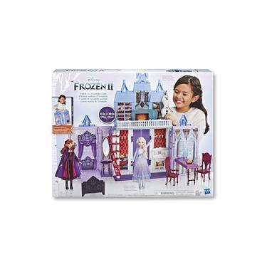 Imagem de Brinquedo Frozen 2 Castelo Maleta De Arendelle Hasbro E5511