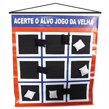 Imagem de Acerte O Alvo - Jogo Da Velha - Brink Sul