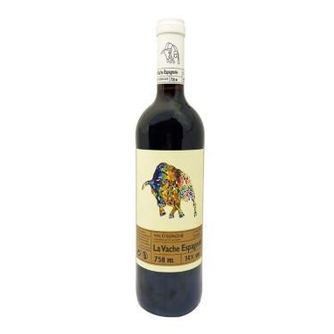 Vinho Espanhol La Vache Espagnole  750 ML