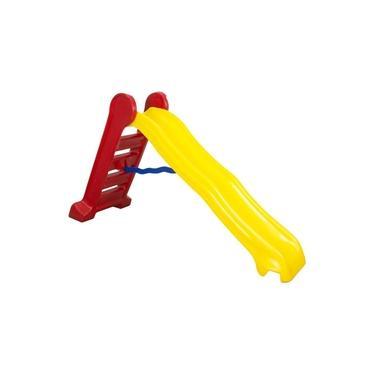 Imagem de Escorregador Infantil Grande 4 Degraus