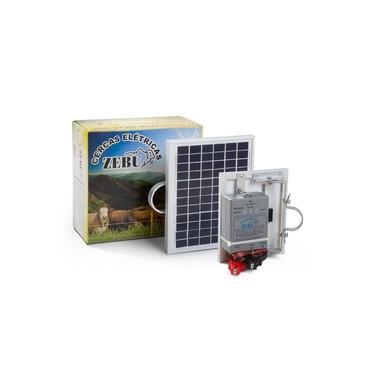 Imagem de Eletrificador Solar de Cerca Elétrica Rural ZS20 para 2.100 Metros - Zebu